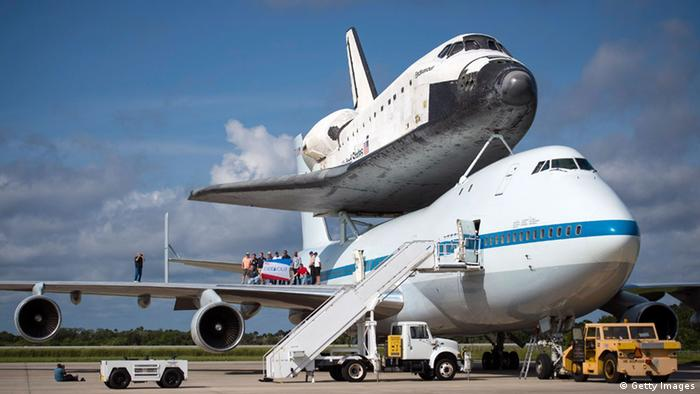 Space Shuttle Raumschiff Endeavour NASA