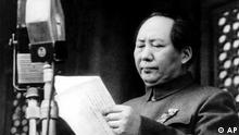 China Flash-Galerie 60 Jahre Volksrepublik 1949 Mao Tsetung proklamiert die Volksrepublik China