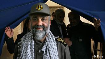 محمدرضا نقدی، رئیس سازمان بسیج مستضعفین