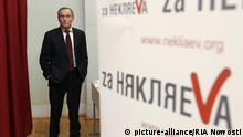 Präsidentschaftskandidat Weißrussland