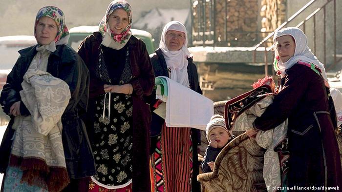 Muslime in Bulgarien - Hochzeitsfest