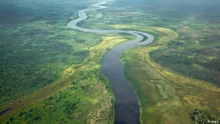 River in Uganda (Photo:Ben Curtis/AP/dapd)