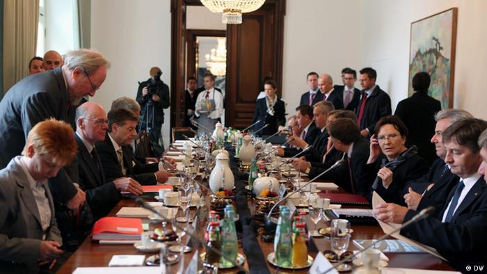 Sitzung der Präsidien des Bundestages und des Polnischen Parlaments