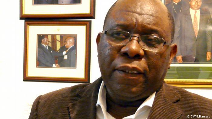 20 Jahre Frieden in Mosambik Raúl Domingos