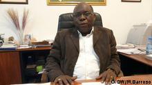 WO? Maputo, Mosambik WER? Raúl Domingos - er hat zusammen mit Afonso Dhlakama (beide auf der Seite der RENAMO) mit FRELIMO den Friedensvertrag am 4. Oktober 1992 in Rom unterschreiben. WANN? Juli 2012 AUTOR: Marta Barroso