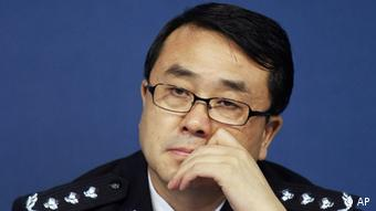 China Politik Skandal Wang Lijun (AP)