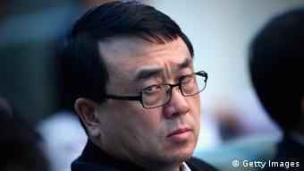 Chongqings Ex-Polizeichef Wang Lijun (Foto: Feng Li/Getty Images)