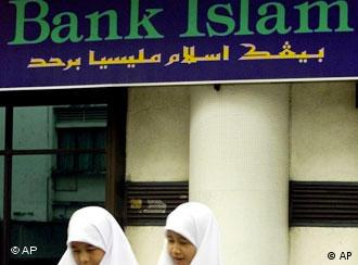 Islamische Bank in Malaysia (Quelle: AP)