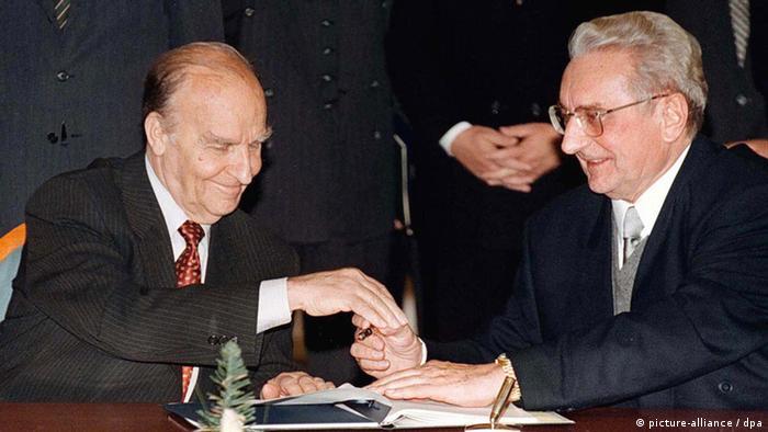 Sve bilo temeljeno na dogovoru Franje Tuđmana i Alije Izetbegovića