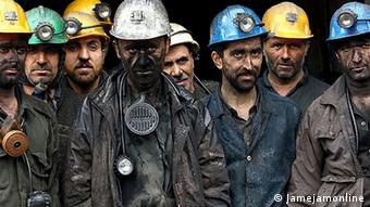 Galerie Iran Arbeiter Brief Beschwerde