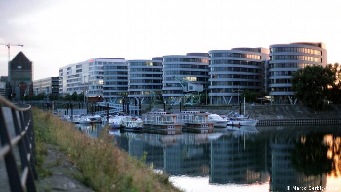 Zukunftsort Hafen