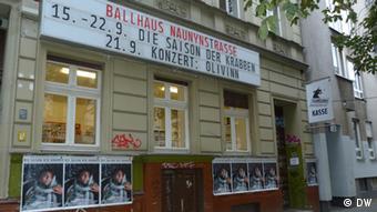 Das Ballhaus: Ein Theater mitten in einer Wohnstraße