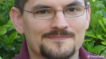 Christian Askeland, amerikanisch-norwegischer Koptologe, der derzeit in Münster forscht (Foto: Christian Askeland)