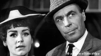 Karin Hübner mit Wolfgang Lukschky in My Fair Lady (1963)