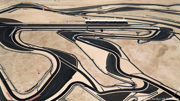Andreas Gursky, Bahrain I, 2005 (Foto: Andreas Gursky / Sprüth Magers Berlin London)