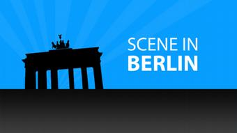 Scene in Berlin (DW-Grafik: Peter Steinmetz)