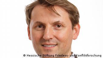 Giorgio Franceschini Photo: Hessische Stiftung Friedens- und Konfliktforschung