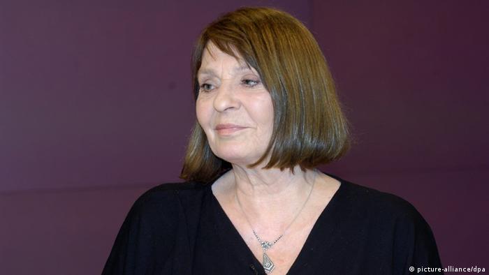 Die Schrifstellerin Monika Maron Foto: Karlheinz Schindler (dpa)