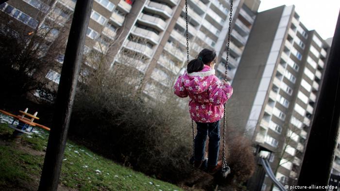 Pobreza según los parámetros alemanes.