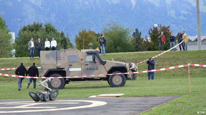 Bildergalerie Autonome Militärroboter