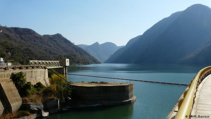 Cahora Bassa, a primeira barragem construída em Moçambique
