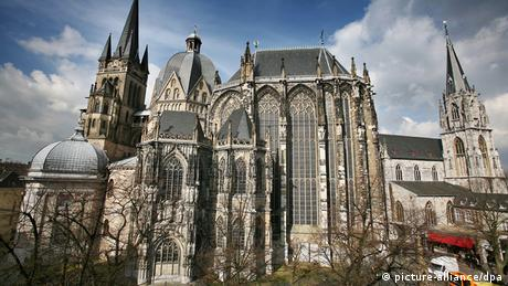 Kaiserdom in Aachen (picture-alliance/dpa)