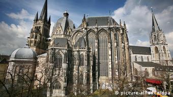 Kaiserdom in Aachen