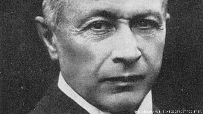 Хуго Юнкерс, 1920 год