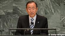 Katibu Mkuu wa UN, Ban Ki-moon