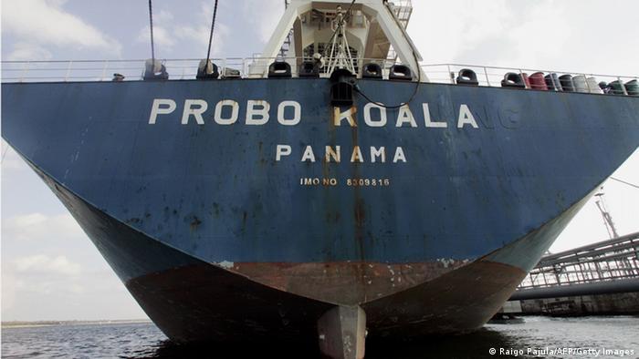 """Zehn Jahre """"Probo Koala"""": Europas Giftmüll, Afrikas Tote"""