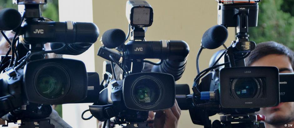 Телевизионни камери