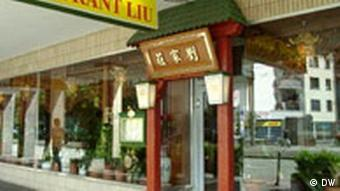 Chinesen in Deutschland Restaurant-Inhaber