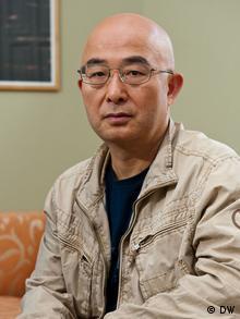 Chinese author Liao Yiwu