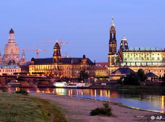 Dresden is bound to become election central if the race is close