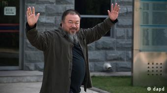 Ai Weiwei Peking China Einspruch Gericht Steuer Strafe