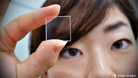 Datenspeicher Hitachi Glas Quarz (Getty Images)