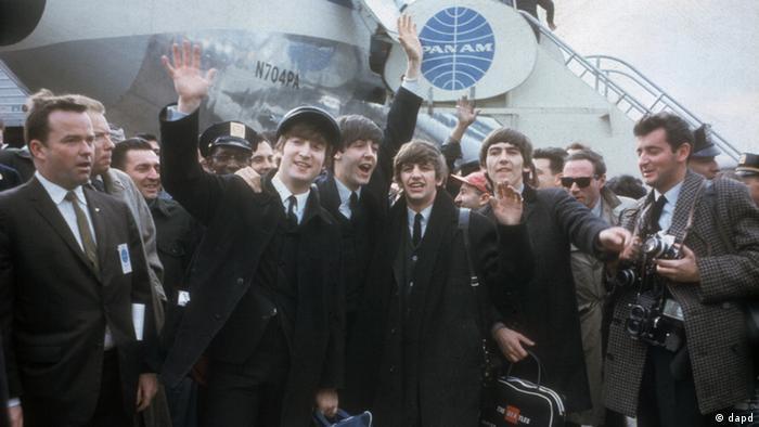 Beatles em 7 de fevereiro de 1964