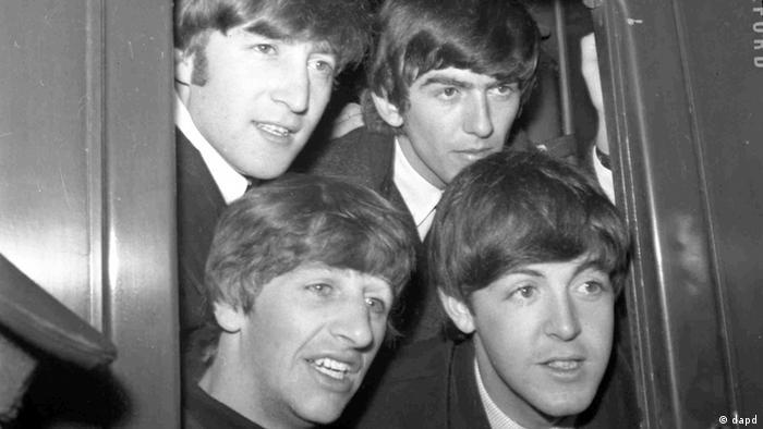 Beatles 1962 (Copyright: DAPD)