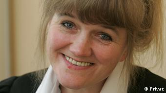 Татьяна Маненок, минский эксперт в сфере энергетики