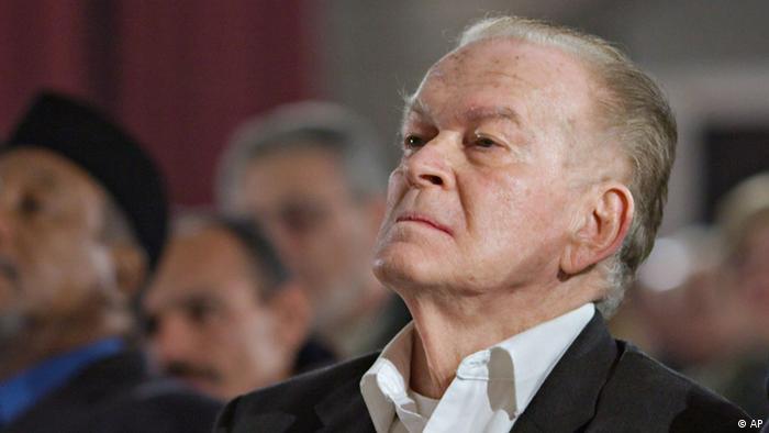 Gene Sharp Autor Alternativer Nobelpreis 2012