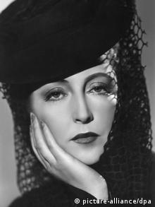 Dorothea Wieck in den 30-er Jahren