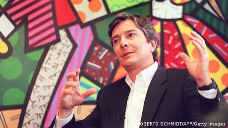 Brasilien Geschichte Präsident Fernando Collor de Mello