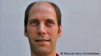 Архітектор Мануель Герц - автор проєкту символічної синагоги в Бабиному Яру