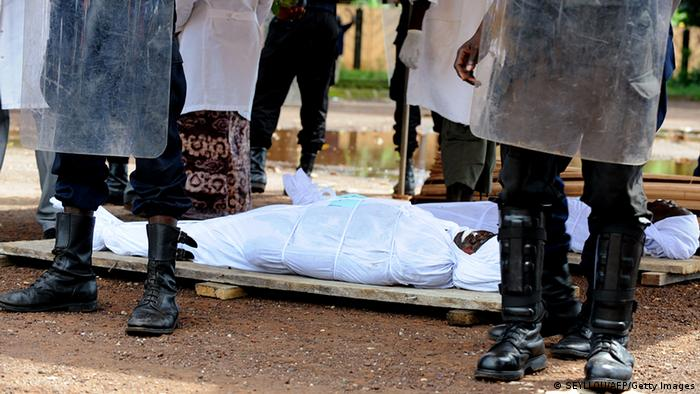 Guinea Conakry Massaker 2009 (SEYLLOU/AFP/Getty Images)
