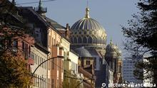 Synagogen in Deutschland Berlin Oranienburger Straße