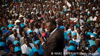 Uganda Wahlen 2011 Opposition Kizza Besigye