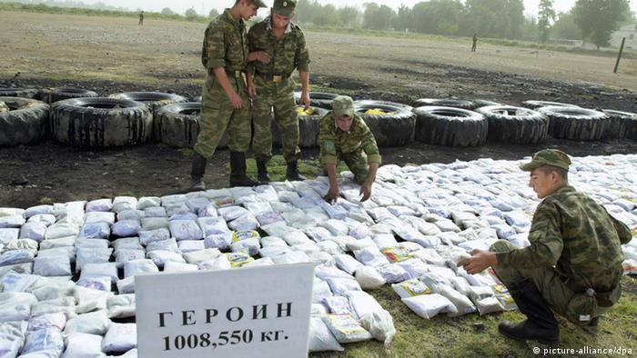 какое место занимает россия по наркомании