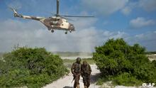 Somalia Soldaten