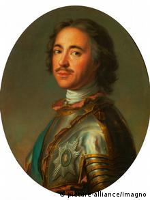A portrait of Peter the Great by Jean-Marc Nattier (1685-1766)
