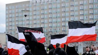 Neo-Nazi march (picture: dapd)